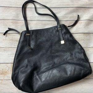 JOIE | black leather Edie bag purse